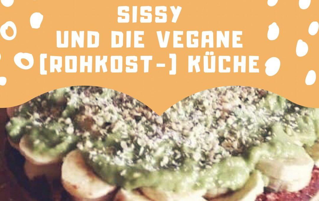 Sissy Und Die Vegane Rohkost Kuche Bananen Avocado Kuchen